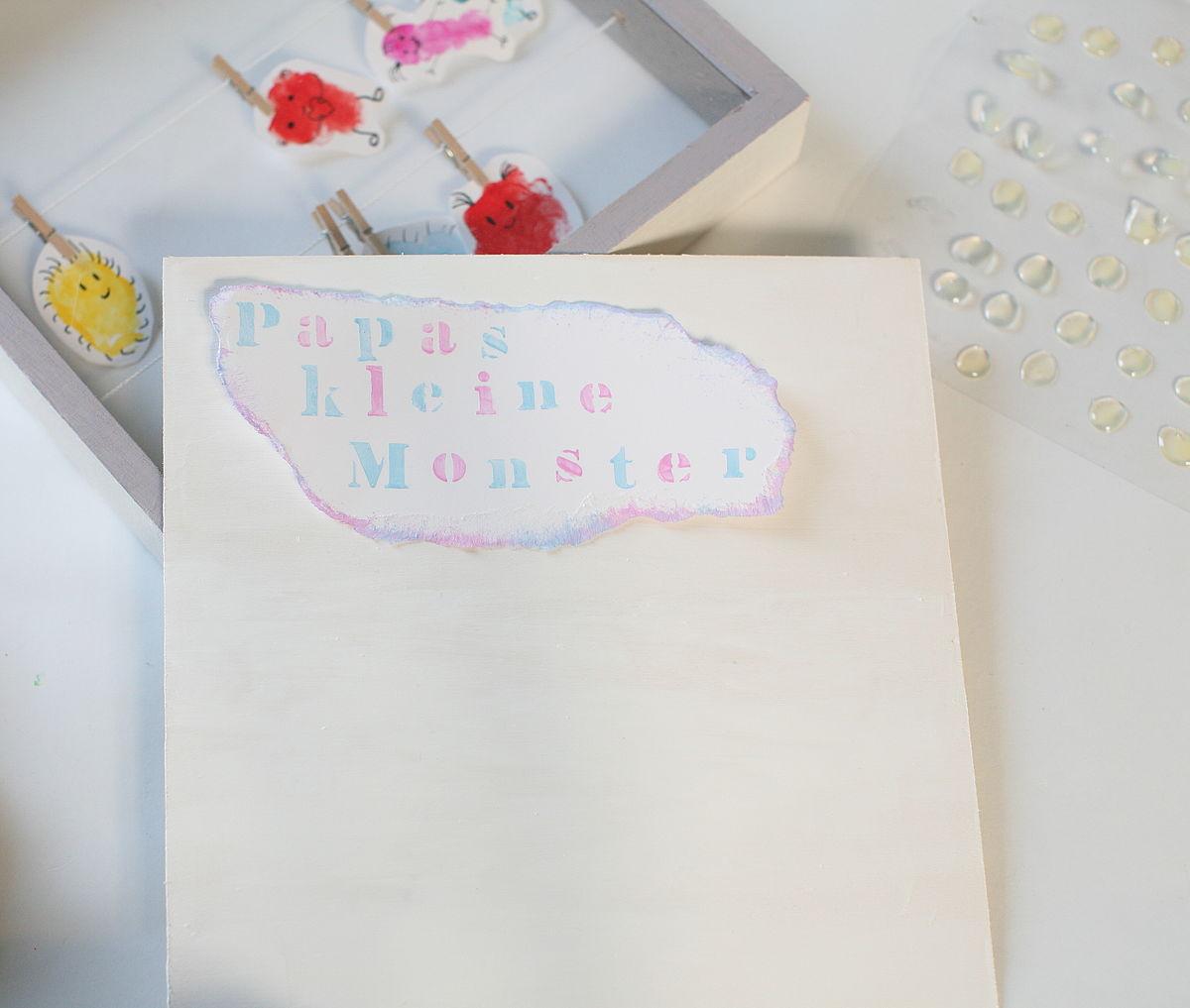 3d Bilderrahmen Als Geschenk Zum Vatertag